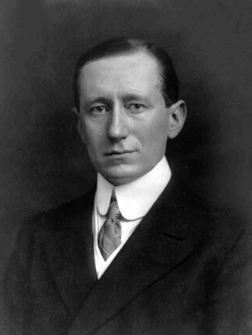 グリエルモ・マルコーニ - Wikipedia