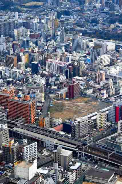 大阪商業地、地価上昇率の上位独占 星野リゾートも計画 (朝日新聞デジタル) - Yahoo!ニュース