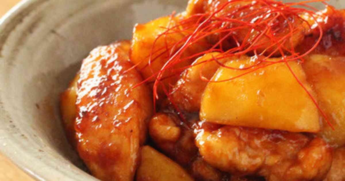 ささみポテトの照り焼き by uzukaji [クックパッド] 簡単おいしいみんなのレシピが263万品