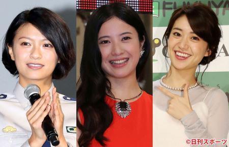 吉高由里子「東京タラレバ娘」初2ケタ割れ8・5% (日刊スポーツ) - Yahoo!ニュース