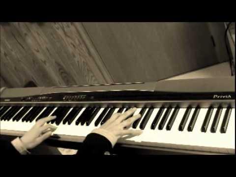 【ピアノ】夜の向日葵(素晴らしき日々より)【弾いてみた】 - YouTube