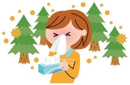 花粉症による目のかゆみ、重症化で視力低下を起こすことも