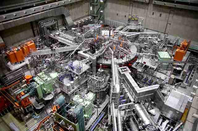 核融合研、7日から新実験 根強い反対、15年以上遅れ (朝日新聞デジタル) - Yahoo!ニュース