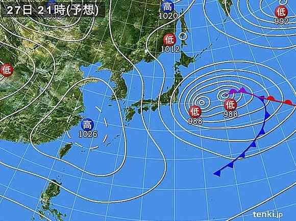本州付近は寒の戻り 寒さに注意(日直予報士) - 日本気象協会 tenki.jp