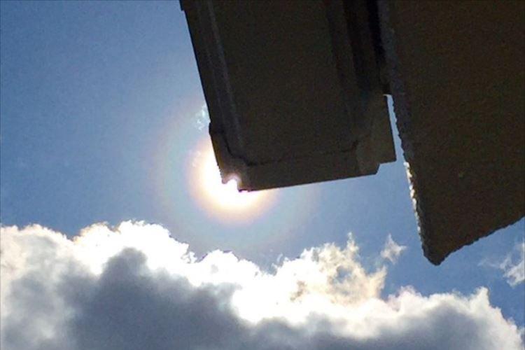 【要注意!】3/16 美しきデスリング『花粉光環』が都内で観測される   FUNDO[ファンドゥ]