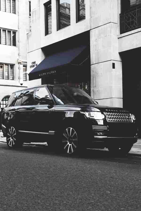 Envy Avenue. — Range Rover x Ralph Lauren | Photographer