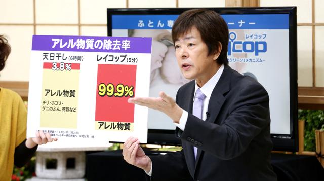 テレビショッピング好きな人(〃ω〃)