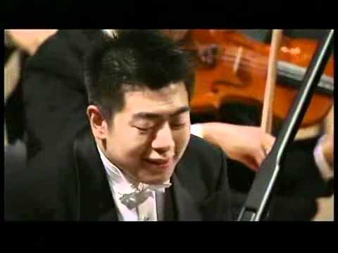 Lang Lang - Rachmaninoff Piano Concerto No. 3, Part 01 - YouTube