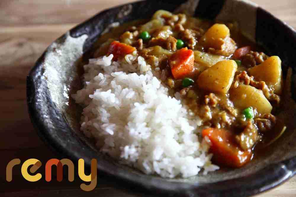 和だしを利かせて「大江戸カレー」 / remy(レミー)| 幸せはキッチンから。| 平野レミ公式サイト