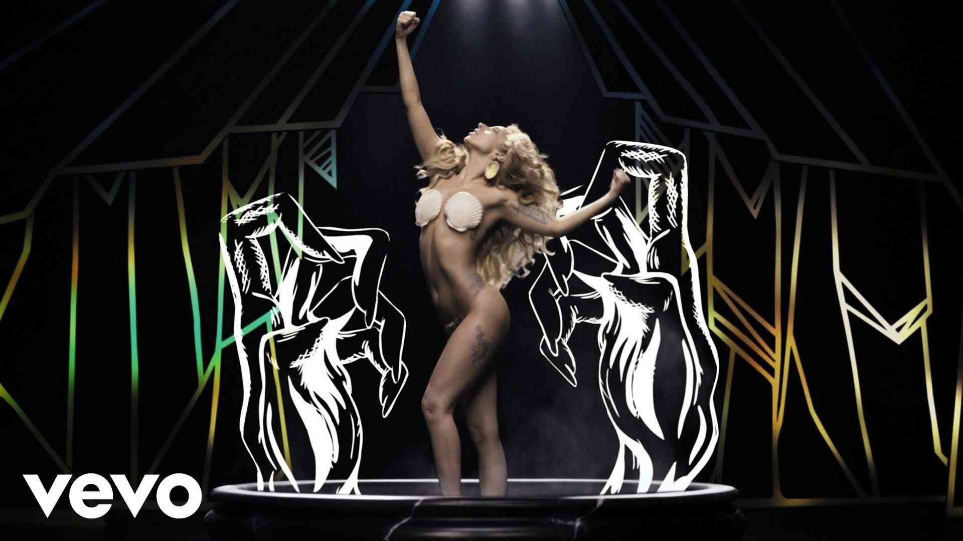 Lady Gaga - Applause (Official) - YouTube