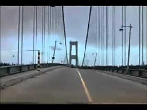 タコマナローズ橋の崩壊 1940年11月7日 - YouTube
