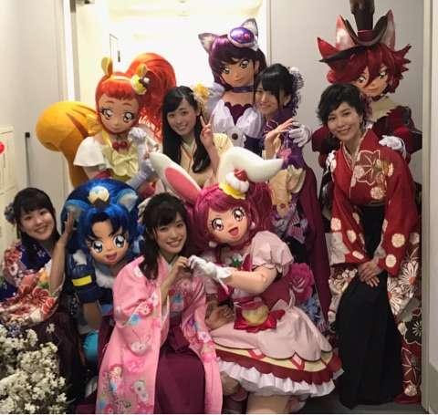 映画プリキュア|福原遥オフィシャルブログ「HARUKA ROOM」Powered by Ameba