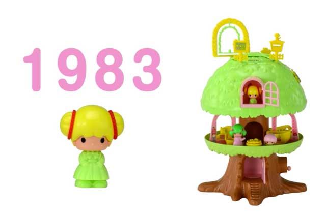 40代女子「懐かしい~!」こえだちゃんが40周年を迎えて我が子と楽しむ夢いっぱいの思い出