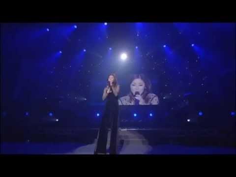 松浦亜弥が歌う最後の -dearest.- 2013CountDown - YouTube