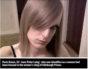 女子刑務所に収監されたトランスジェンダーの女、性行為を繰り返し男性棟へ(スコットランド) - エキサイトニュース(1/2)