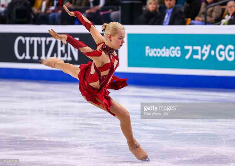 フィギュアスケートの衣装について語りたい