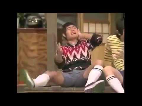【ザ・ドリフターズ】8時だョ!全員集合「ドリフの母ちゃん 今日は良い子でいます?」 - YouTube