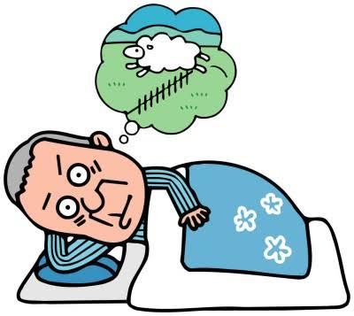 【睡眠障害】熟睡できない、睡眠時間は十分なのに朝スッキリ起きられない人!