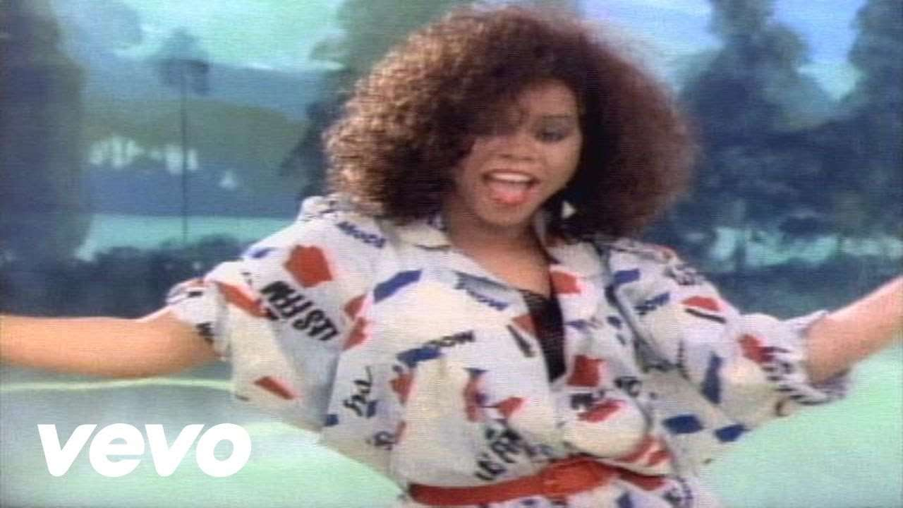 Deniece Williams - Let's Hear It for the Boy - YouTube
