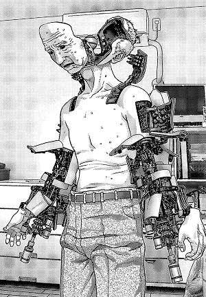 実写版「いぬやしき」木梨憲武&佐藤健が出演!本郷奏多や二階堂ふみ、伊勢谷友介も