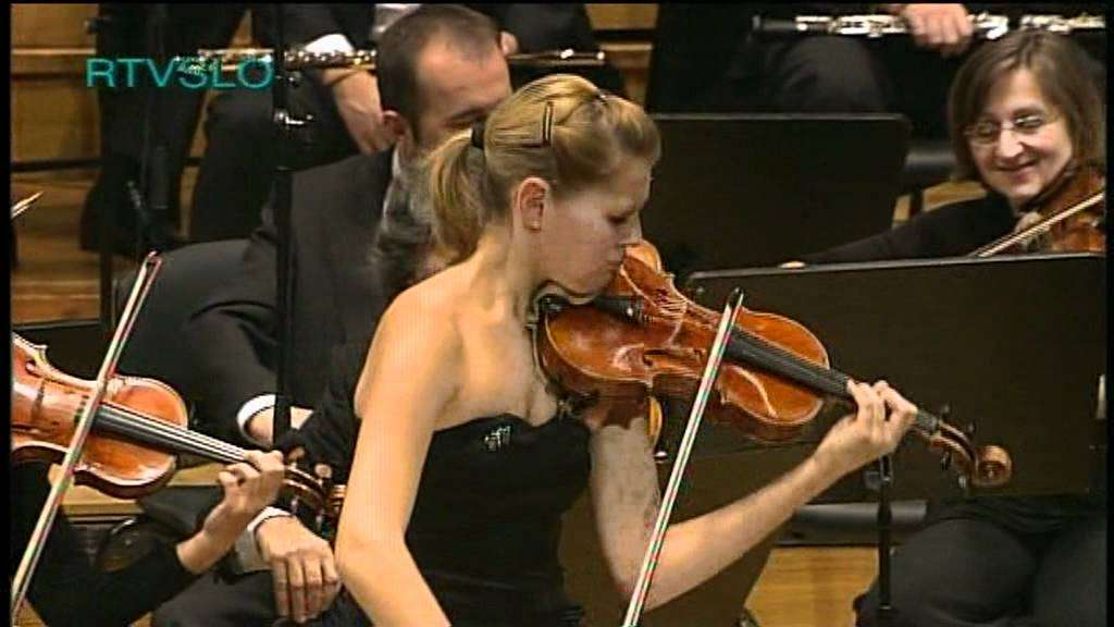 Camille Saint Saëns: Introduction and Rondo Capriccioso performed by Tanja Sonc - YouTube