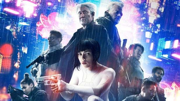 『GHOST IN THE SHELL/攻殻機動隊』新ポスター解禁:公安9課がズラリ | Rolling Stone(ローリングストーン) 日本版