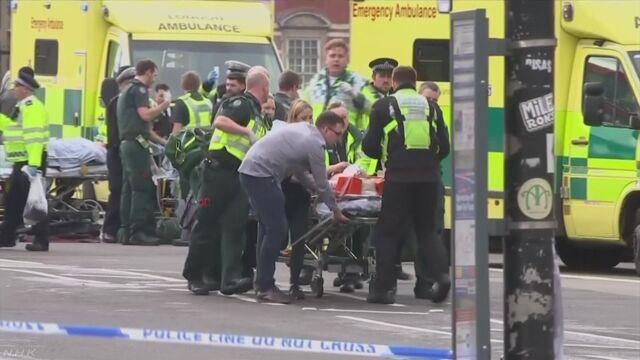 ロンドン テロ事件で3人犠牲 イスラム過激派の影響受け犯行か | NHKニュース