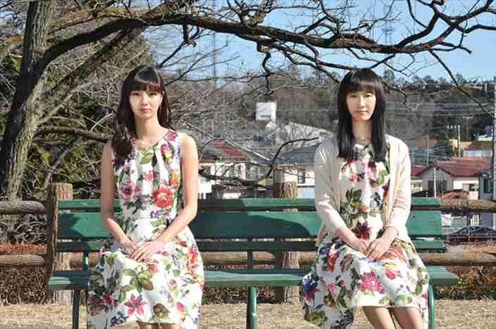 松井玲奈、新川優愛とのW主演映画「めがみさま」で人生に絶望するOL役に挑戦