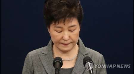 [速報]韓国憲法裁 朴大統領の罷免決定=60日以内に大統領選 (聯合ニュース) - Yahoo!ニュース