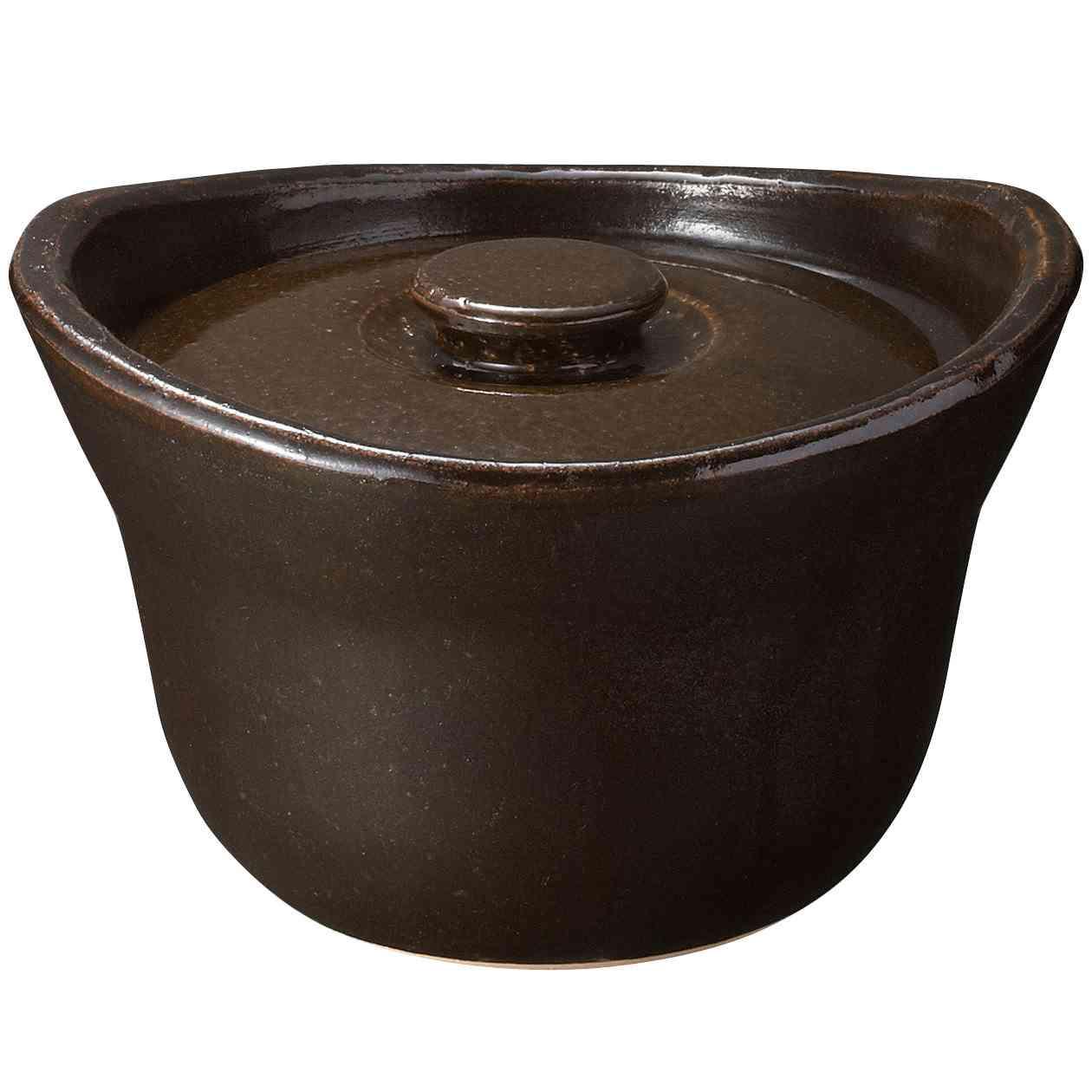 土釜おこげ 3合炊き 約直径22×高さ15cm | 無印良品ネットストア