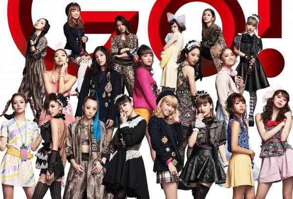 """E-girlsが""""OL""""に変身 オフィスでキレキレダンス"""