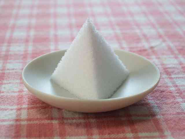 家に盛り塩していますか?