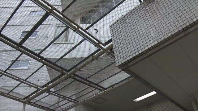 3歳児死亡 マンション8階のベランダから転落か 埼玉 川口 | NHKニュース