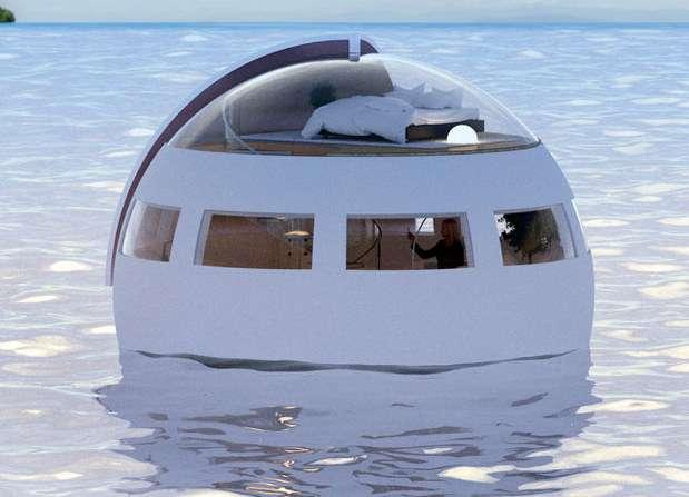 海上ぷかぷか、球体ホテル ハウステンボスが開発中