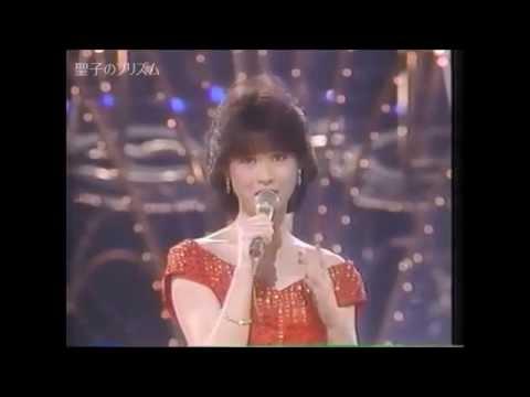 ガラスの林檎/松田聖子~第25回日本レコード大賞 - YouTube