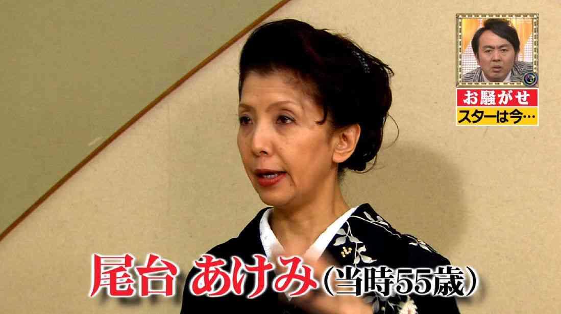 大物俳優との不倫を公表した尾台あけみさん、タレコミを後悔!