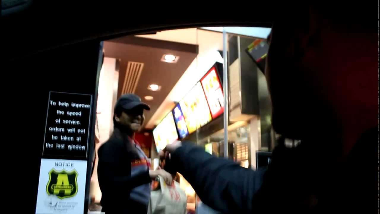 HOW TO ORDER McDONALDS LIKE A BOSS - YouTube