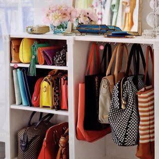 【教えて】バッグの収納方法