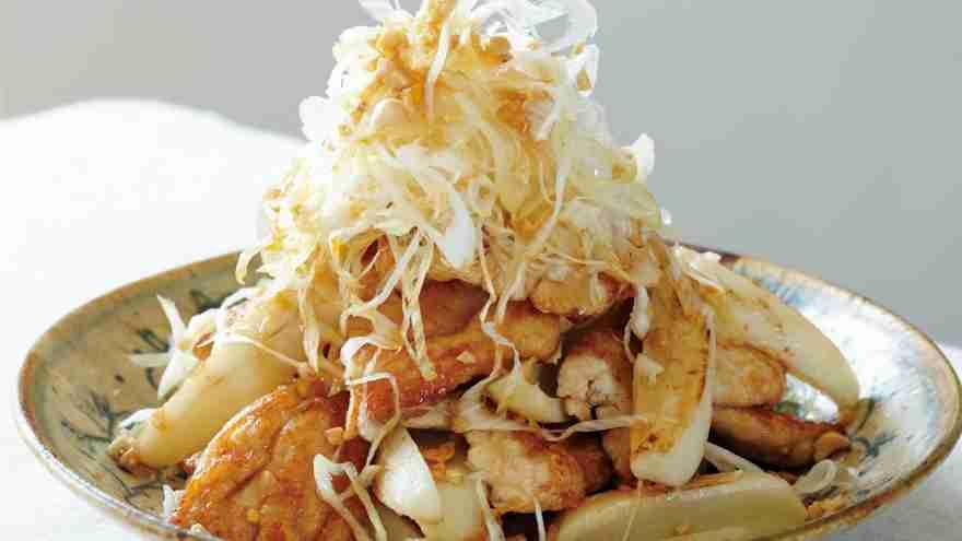 鶏ささ身とれんこんの香味ねぎだれ レシピ コウ ケンテツさん|【みんなのきょうの料理】おいしいレシピや献立を探そう