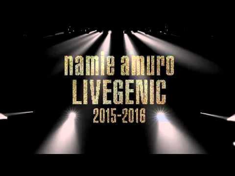 安室奈美恵 LIVE GENIC - YouTube
