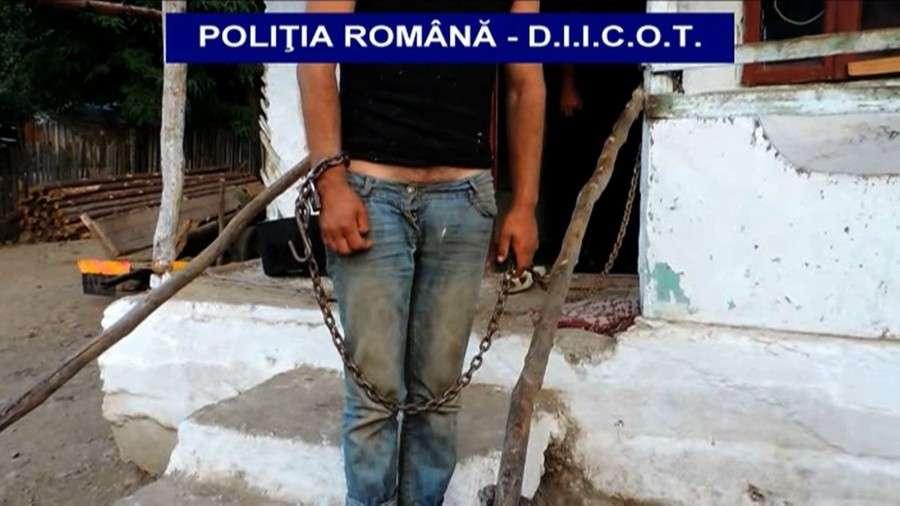 ルーマニアに「奴隷村」、警察が強制捜査