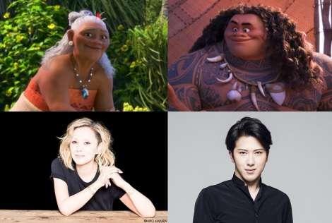 尾上松也、「夢がかなった」 ディズニー映画で吹き替え声優初挑戦
