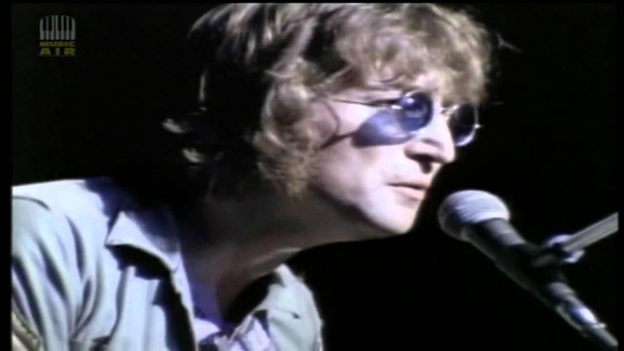 John Lennon - Mother (Live) (HD) - YouTube