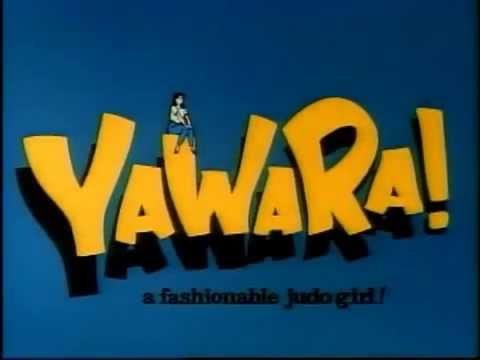 Yawara! Opening 02 - 雨にキッスの花束を - YouTube
