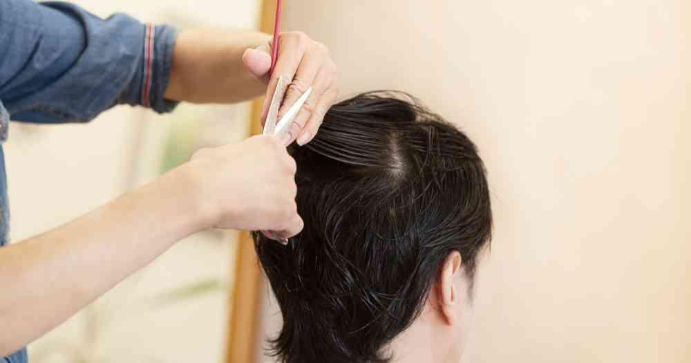 8割の美容師が悶絶「40代男性客の頭がクサイ」 40代からの男磨き スマートエイジングライフ ダイヤモンド・オンライン