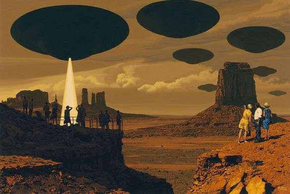 地球とか人類の謎を異星人から教わった話『人類誕生の鍵を握るアクァッホとは…』 | 不思議.net