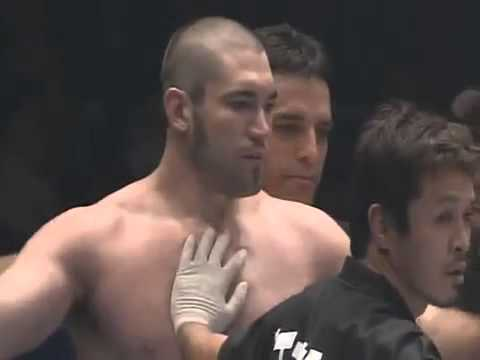 HEATH HERRING VS YOSHIHIRO KISS NAKAO - YouTube