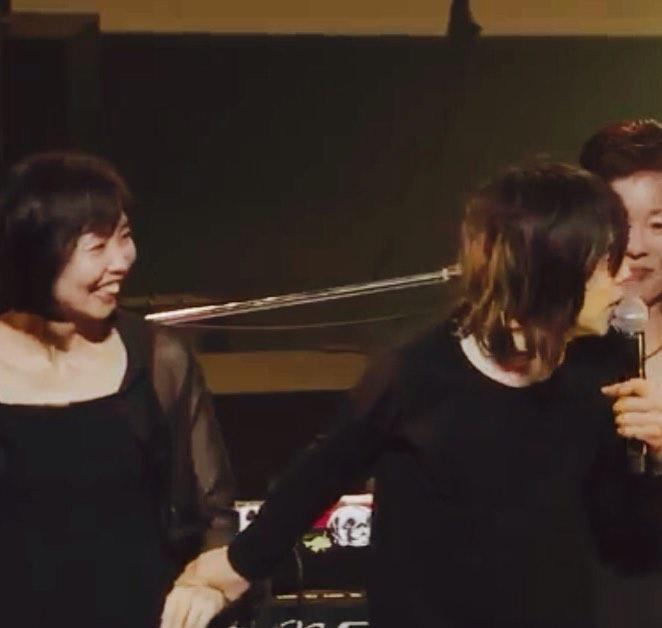 私が羨ましかったのは、桐山さんの名前が判明するまでの間、ずっと宮本さんが桐山さんの手を離さなかったことですw