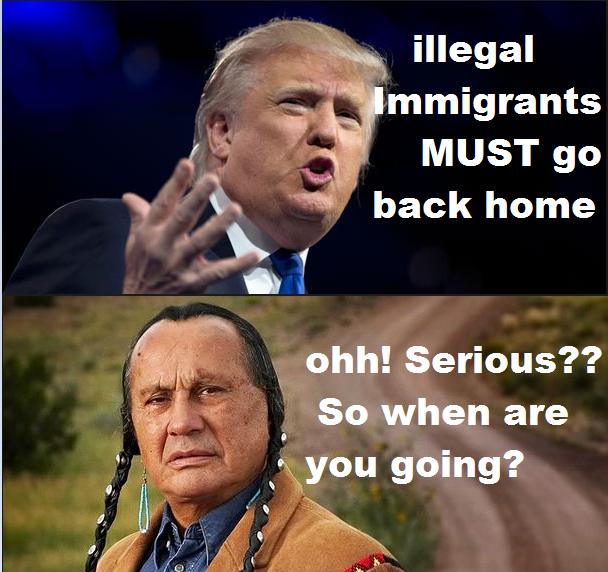 メキシコからのアメリカ不法移民、どう思う?