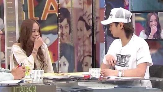 安室奈美恵 うたばん 2006 - Dailymotion動画